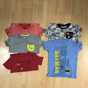 Other - Boys 5pc T-shirt Bundle